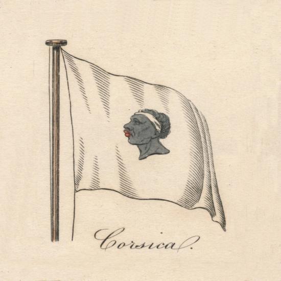 'Corsica', 1838-Unknown-Giclee Print