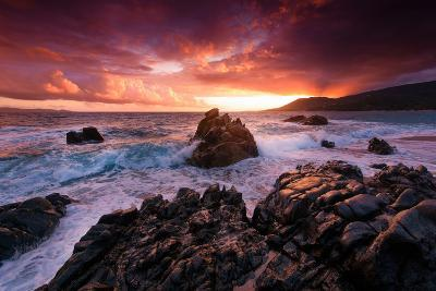 Corsica Always on My Mind-Philippe Sainte-Laudy-Photographic Print