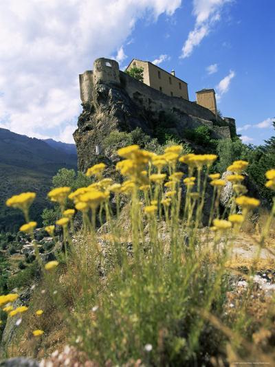 Corte, Corsica, France, Europe-Yadid Levy-Photographic Print