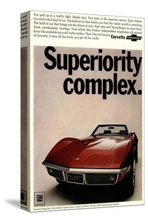 Corvette Superiority Complex