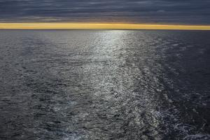 A View of the Arctic Ocean from the Top of Mabel Island by Cory Richards