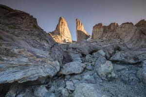 Bertha's Tower, a 2,000-Foot Spire by Cory Richards