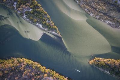 Floodplains of the Okavango Delta by Cory Richards