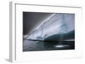 Glacier's Edge Off Cape Flora by Cory Richards