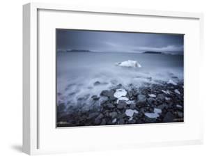 Sea Ice Off Hooker Island by Cory Richards