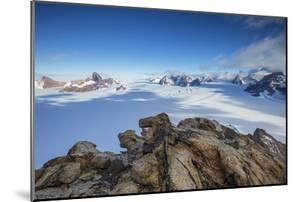 The Wohlthat Mountains in Antarctica's Queen Maud Land by Cory Richards