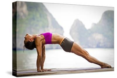 Upward Plank Pose Or Purvottanasana