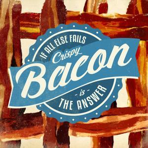 Crispy Bacon by Cory Steffen