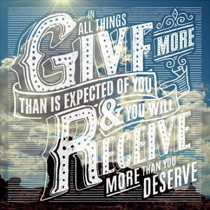 Give by Cory Steffen