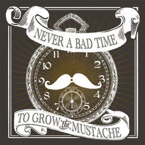 Grow the Stache by Cory Steffen