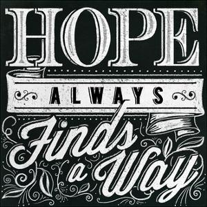 Honest Words - Hope by Cory Steffen