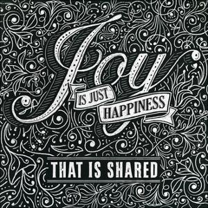 Honest Words - Joy by Cory Steffen