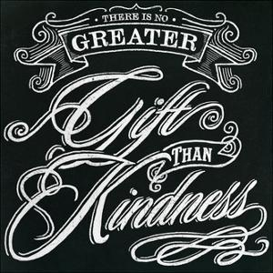 Honest Words - Kindness by Cory Steffen
