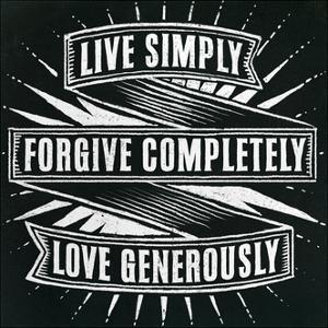 Honest Words - Live Simply by Cory Steffen