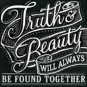 Honest Words - Truth and Beauty by Cory Steffen