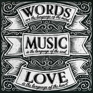 Honest Words - Words, Music, Love by Cory Steffen