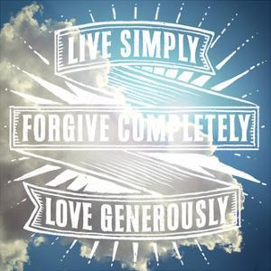 Live Simply by Cory Steffen