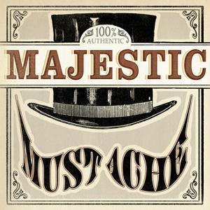 Majestic Mustache by Cory Steffen