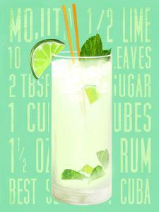 Mojito (Vertical) by Cory Steffen