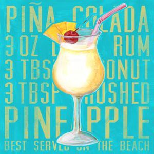 Pina Colada (Square) by Cory Steffen