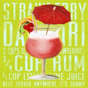 Strawberry Daiquiri (Square) by Cory Steffen