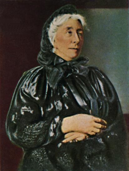 'Cosima Wagner 1837-1930', 1934-Unknown-Giclee Print