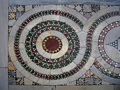 Cosmati Pavement--Giclee Print