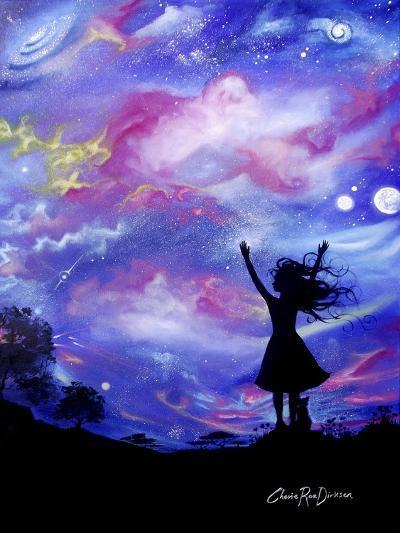 Cosmic Celebration-Cherie Roe Dirksen-Giclee Print