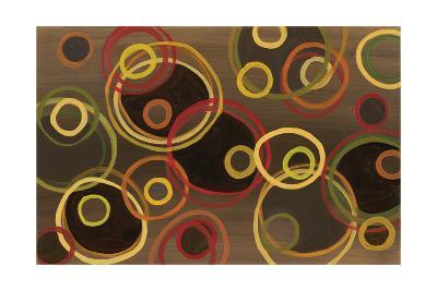 Cosmic Circles-Jeni Lee-Art Print