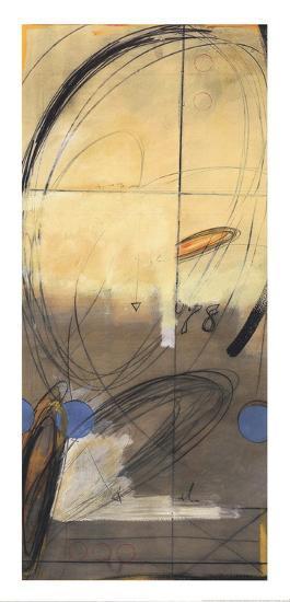 Cosmic II-Susanne Bach-Art Print