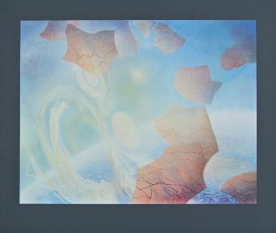 Cosmic Processes - Entropy - Genesis-Peter Sylvester-Collectable Print