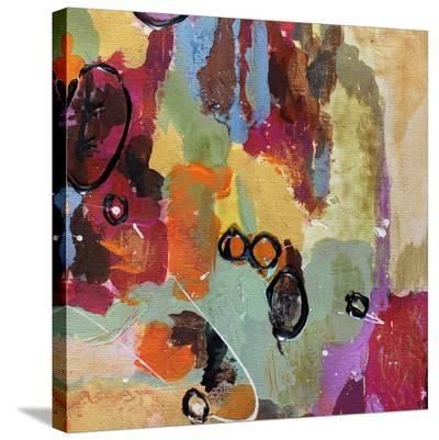 Cosmic Voyage II--Stretched Canvas Print