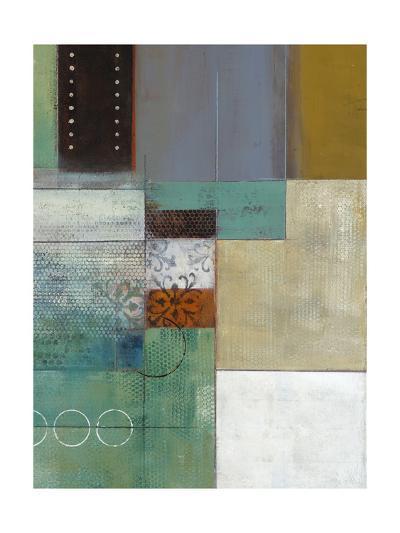 Cosmopolitan Abstract II-Willie Green-Aldridge-Art Print