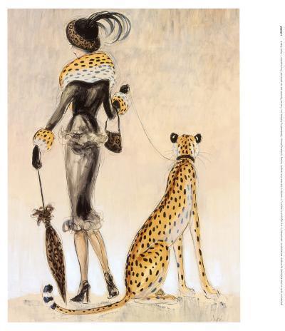 Cosmopolitan II-Karen Dupr?-Art Print