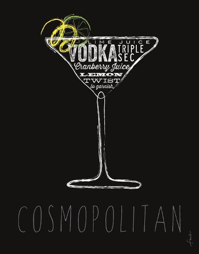 Cosmopolitan-Stephen Fowler-Art Print