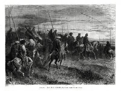 Cossacks, 1886--Giclee Print