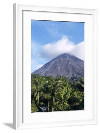 Costa Rica Arenal Volcano--Framed Photographic Print