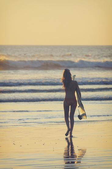 Costa Rica, Guanacaste, Nicoya Peninsula, Nosara, Playa Guiones-Michele Falzone-Photographic Print