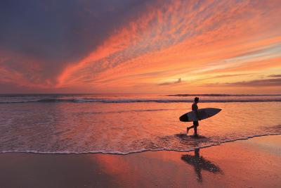 Costa Rica, Guanacaste, Nicoya Peninsula, Santa Teresa, Playa Santa Teresa-Michele Falzone-Photographic Print