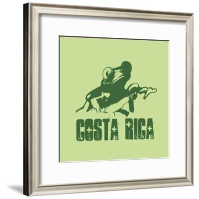 Costa Rica--Framed Giclee Print