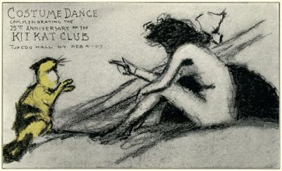 Costume Dance Kit Kat Club