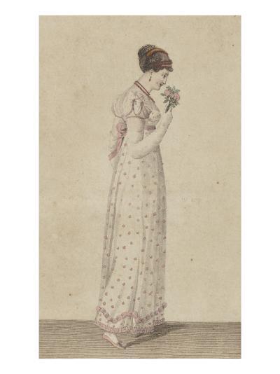 Costume Parisien--Giclee Print