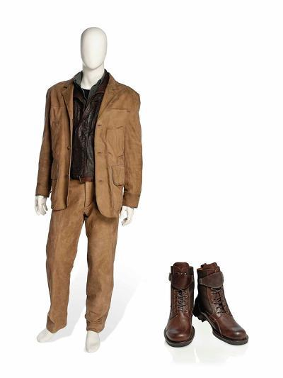 Costume Worn by Pierce Brosnan as James Bond in the Film 'Die Another Day', 2002--Photographic Print