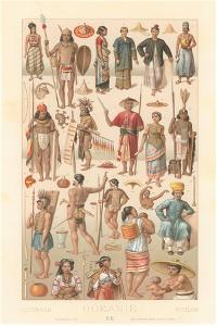 Costumes of Oceania