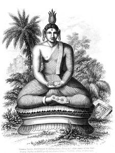 Cotama Buddha, 1880