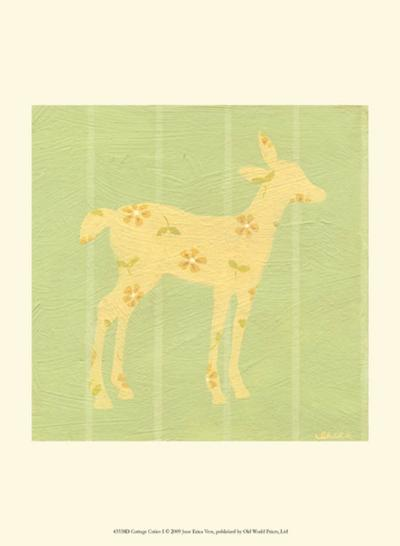 Cottage Cuties I-Erica J^ Vess-Art Print
