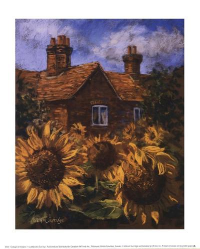 Cottage Of Delights I-Malcolm Surridge-Art Print