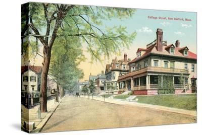 Cottage Street, New Bedford
