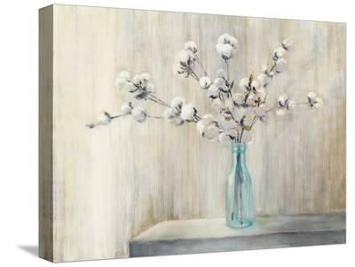 Cotton Bouquet-Julia Purinton-Stretched Canvas Print