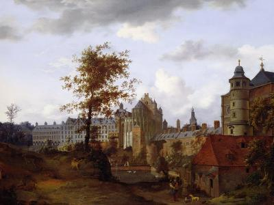 Coudenberg Palace, Brussels--Giclee Print
